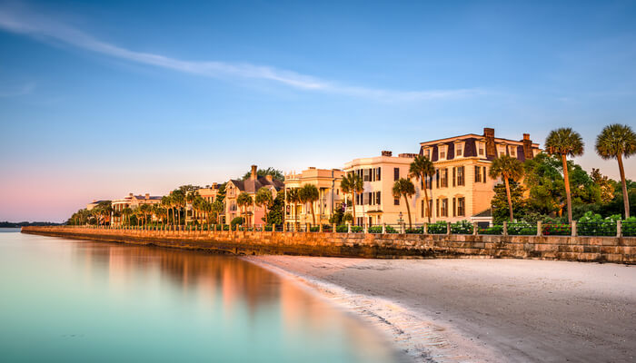 Charleston South Carolina Coast