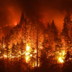 Significant Flooding Threat Next 2 Days, Wildfire Alert Highest in a Decade