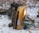 2 Dead in Iowa County in 2 Separate Weather-Related Crashes