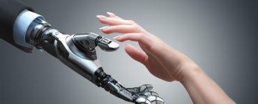 Robot-and-Human-Hand