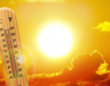 sun stroke cold weather