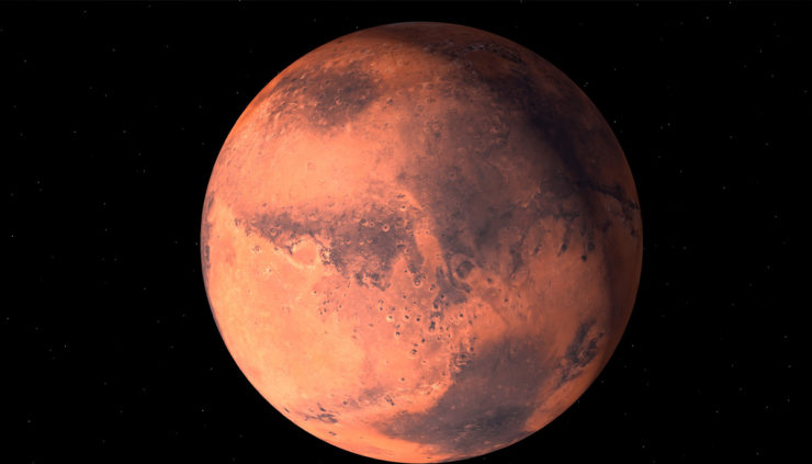 The-Red-Planet