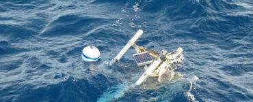 Seismograph-in-ocean