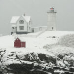 Major Nor'easter For East Coast Midweek with Heavy Snow, Damaging Winds