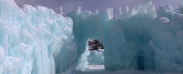 ice castles in Denver