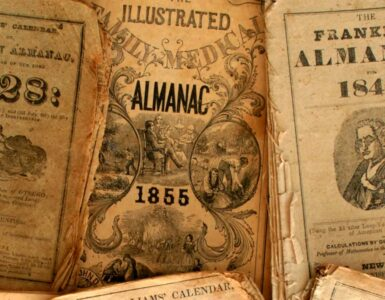Old Almanacs