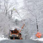 New Year Starts With Major Storm Bringing Snow, Sleet, and Freezing Rain
