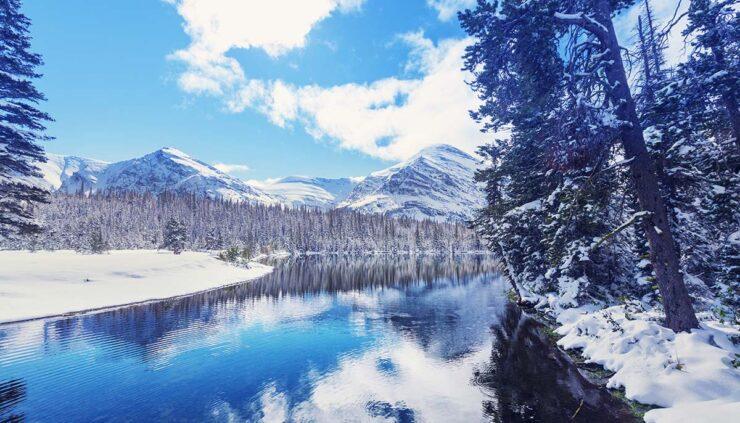 Glacier Park in Montana