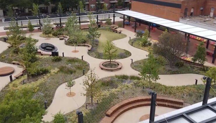 smart park designed using technology